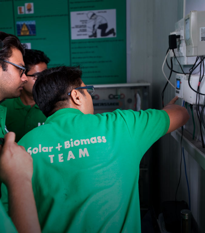 Solar Biomass Team