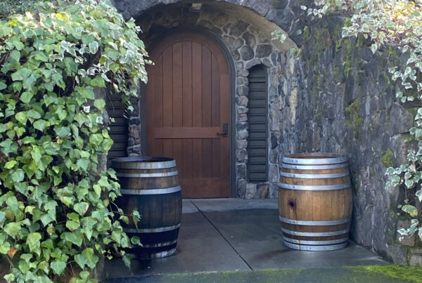 Hanzell-Wine-Cave-Door