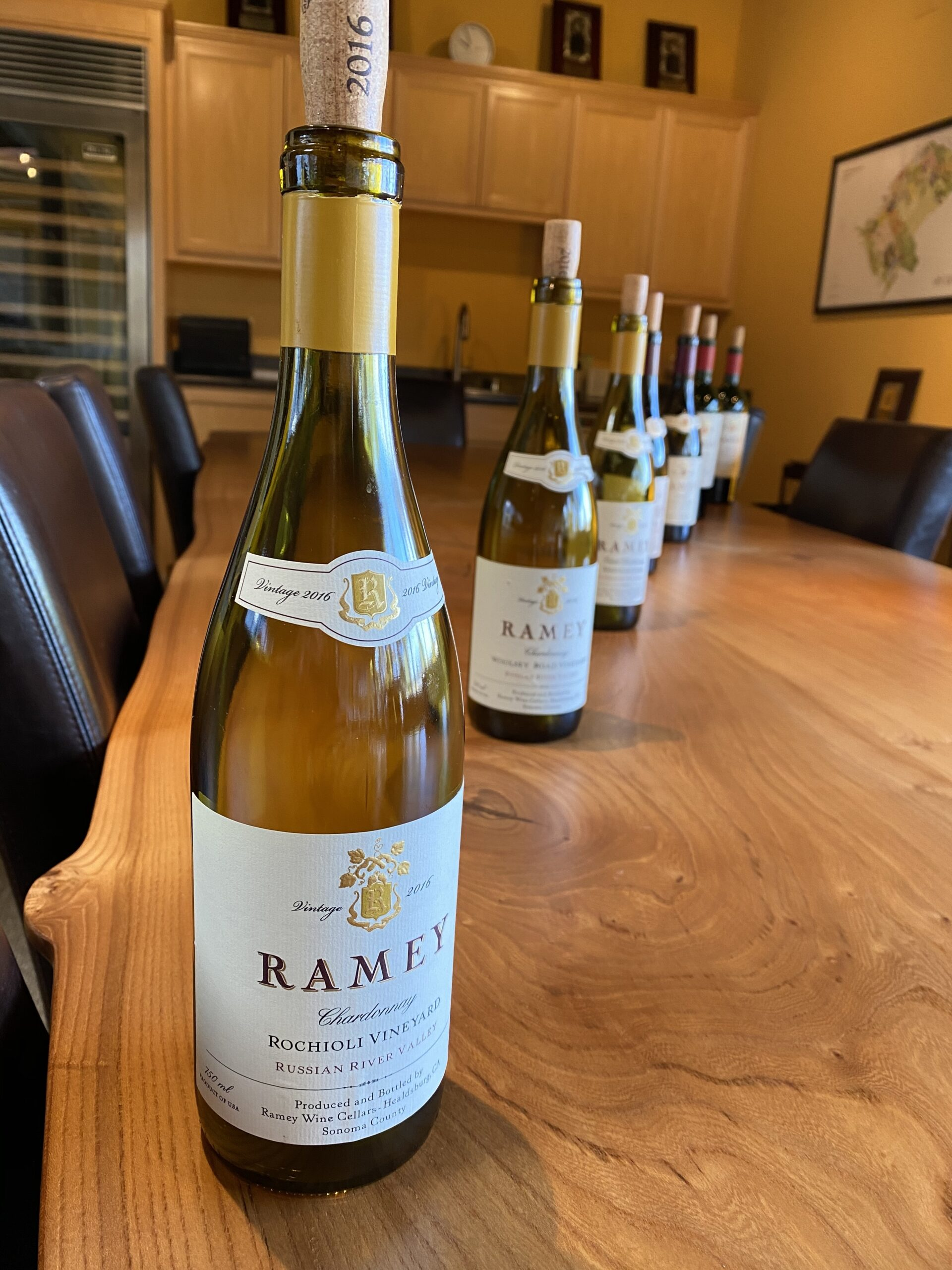 30 Wineries in 30 Days – Day 28:  Ramey