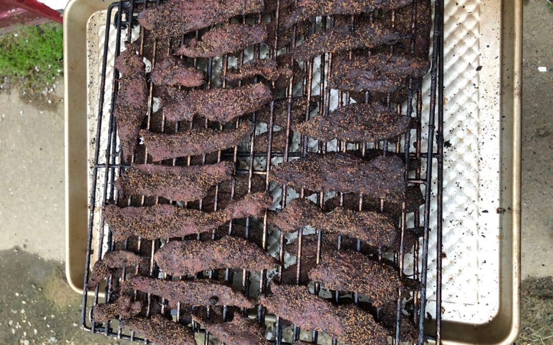 It's Waterfowl Season and that means… Goose Jerky!