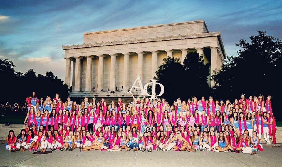 Things I Learned When I Randomly Joined A Sorority