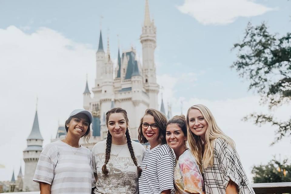 Disney Reunion~ Part 4