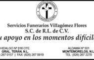 D.E.P. DOÑA NINFA ALEJANDRO CASAS(+)