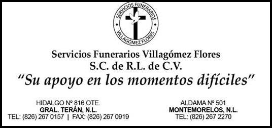 D. E. P.   SR. TOMAS SALDAÑA CANO