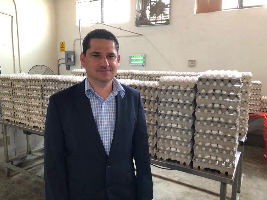 NOMBRAN A LUIS EDUARDO CAVAZOS COMO PRESIDENTE DE CONSEJO ESTATAL AGROPECUARIO DE NL.