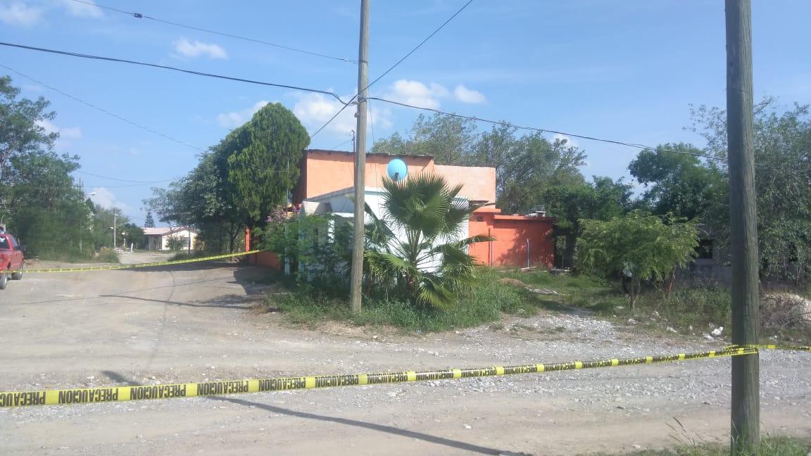 AUTORIDADES INVESTIGAN  LA MUERTE DE UNA PERSONA EN INTERIOR DE SU DOMICILIO.