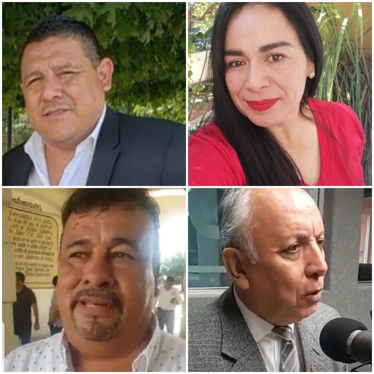 HACEN AUTORIDADES CAMBIOS ESTRUCTURALES EN EQUIPO DE TRABAJO EN PRESIDENCIA MUNICIPAL