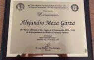 OBTIENE MONTEMORELENSE TERCER LUGAR DE LA GENERACION 2014-2020 DE LA FACULTAD DE MEDICINA.