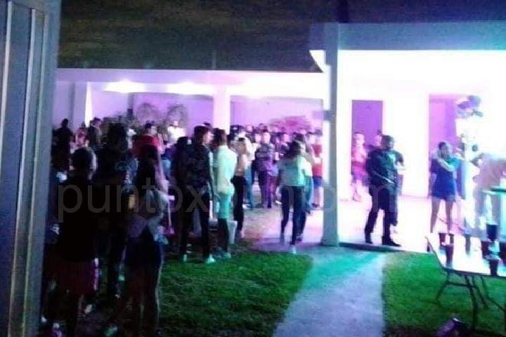 DARAN ATRIBUCIONES A POLICIAS PARA SUSPENDER FIESTAS INCLUSO EN CASAS.