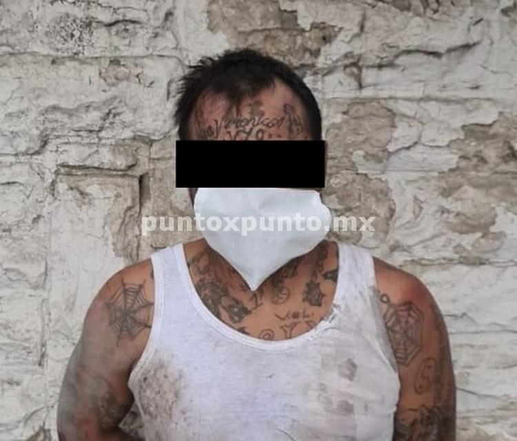 FUERZA CIVIL DETIENE A UN HOMBRE CON COCAÍNA EN MONTEMORELOS, ES CONSIGNADO.