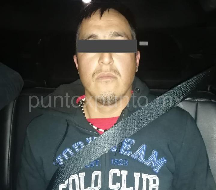 LO DETIENEN POR ORDEN DE APREHENSIÓN POR DELITO DE HOMICIDIO CALIFICADO.