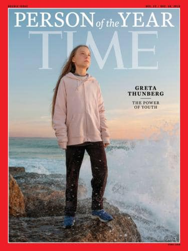 TIME, Person of the Year 2019