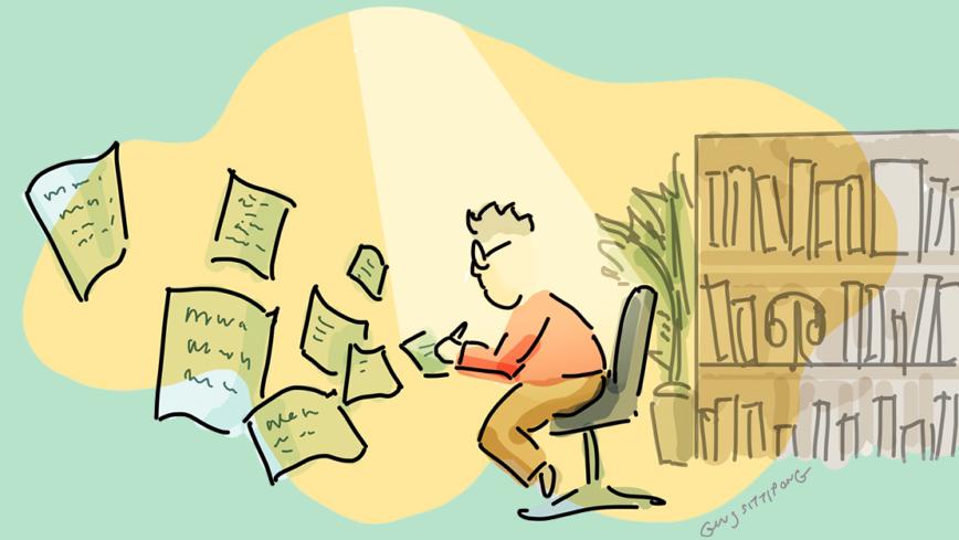 พัฒนาการเขียนด้วย Science of Writing เมื่อการเขียนมีผลต่อจิตวิทยาของผู้อ่าน
