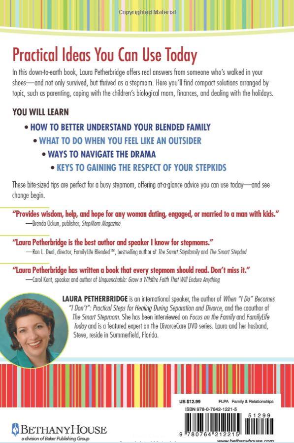 101 Tips: Step parenting books
