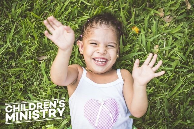 Read more about the article Children's Ministry
