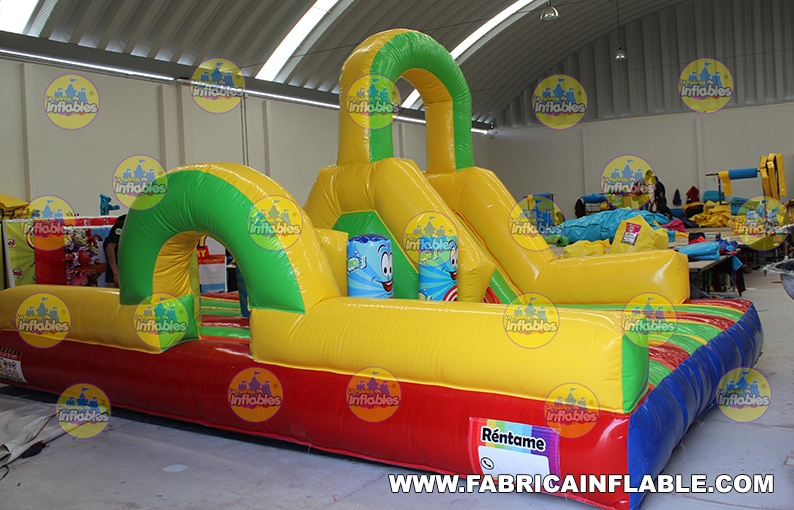 castillo inflable