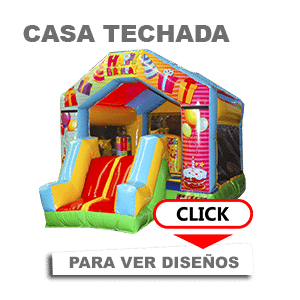 CASA TECHADA