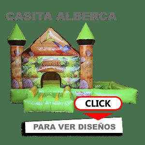CASITA ALBERCA
