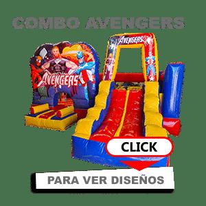 COMBO AVENGERS