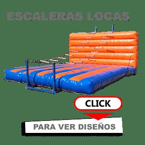 ESCALERAS LOCAS