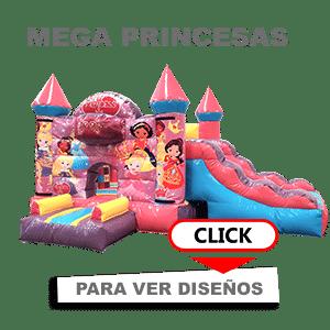 MEGA PRINCESAS