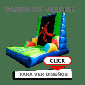 PARED DE VELCRO
