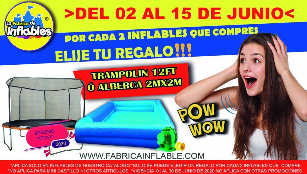 promocion de inflables