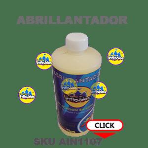 limpiador para inflables