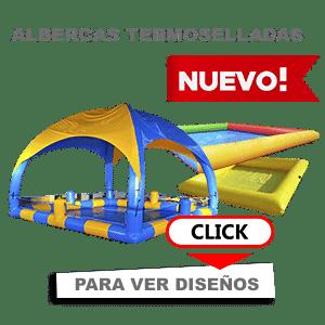 ALBERCAS TERMOSELLADAS