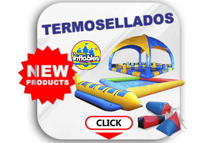 INFLABLES TERMOSELLADOS