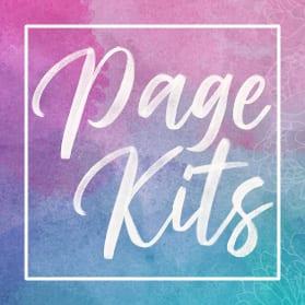 **NEW** PAGE KITS
