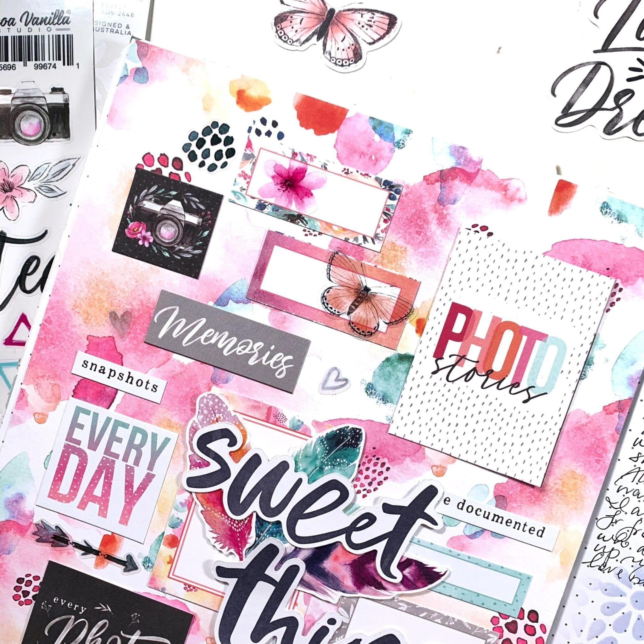 Mom Life Cardstock Die-Cuts-Ephemera Shapes Tabs /& Words