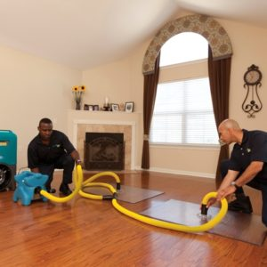Water Damage Cleanup in Ventura CA