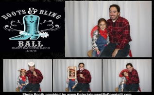 Boots and Bling Daddy Daughter Dance
