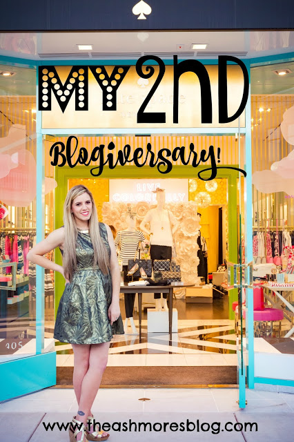 My 2nd Blogiversary!!!!!!!