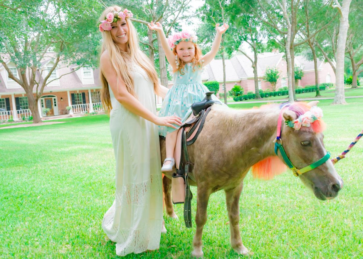 Ainsley's 3rd Birthday| A Fairy Garden Party!