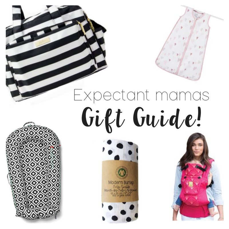 Expectant mamas holiday gift guide!
