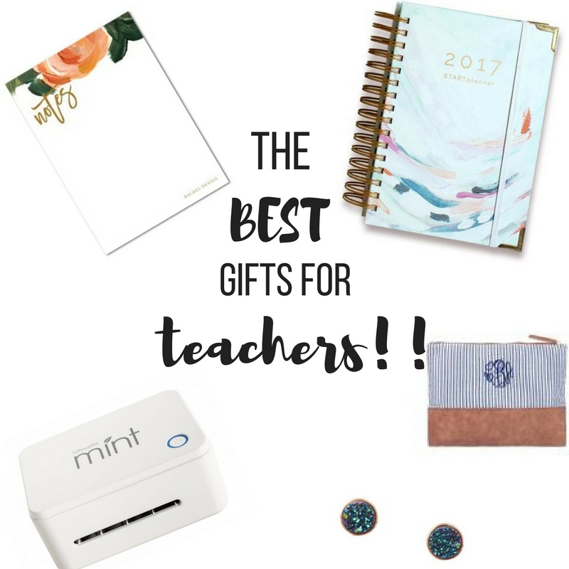 Gifts TEACHERS would love!