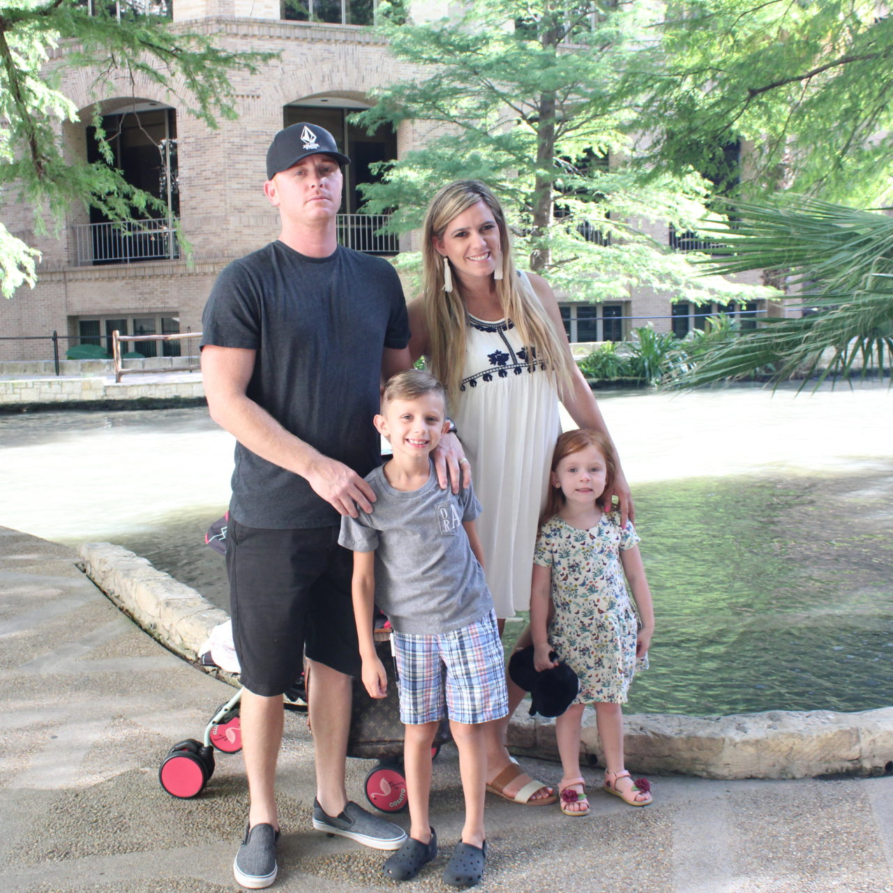 Our San Antonio summer vacation!
