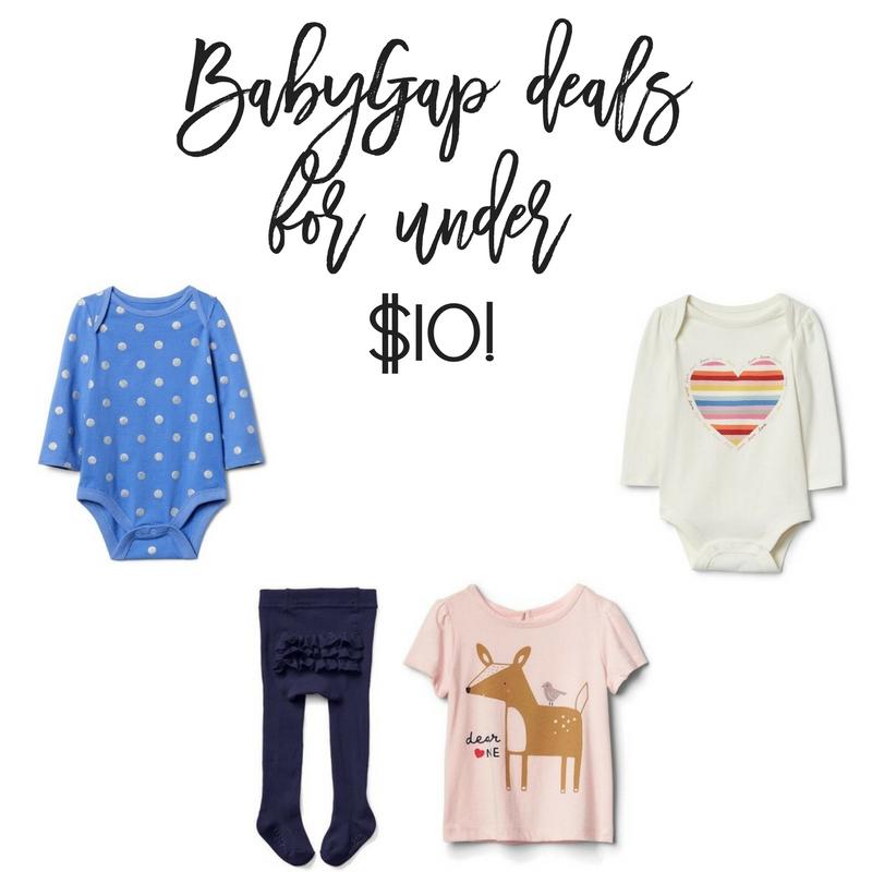 BabyGap sale! 6-12 months!