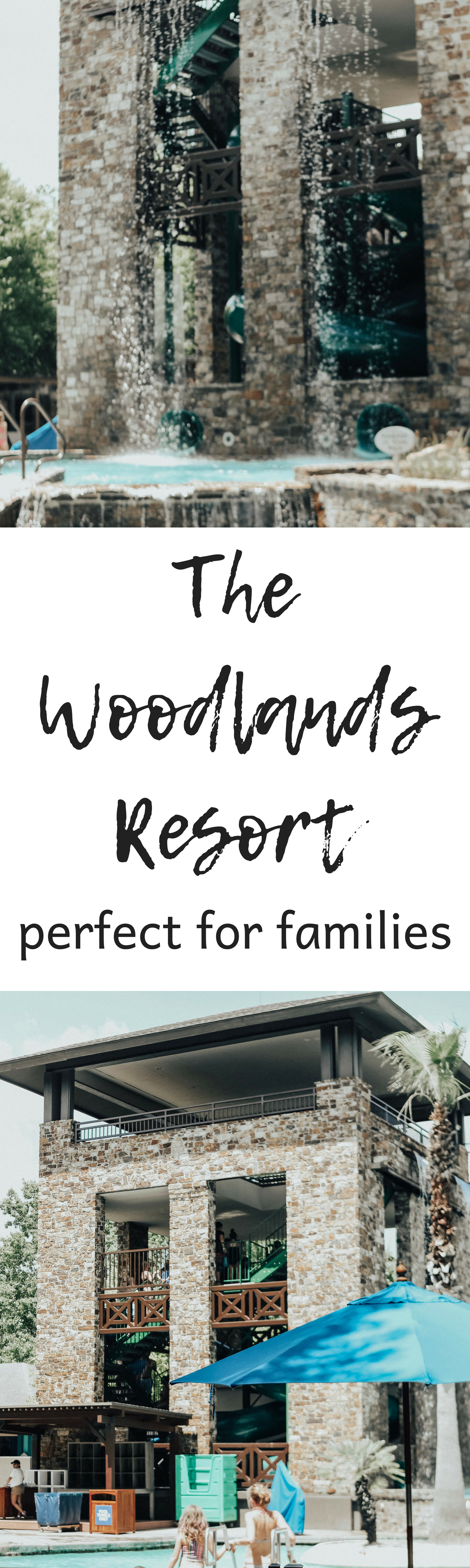 The Woodlands Resort family vacation