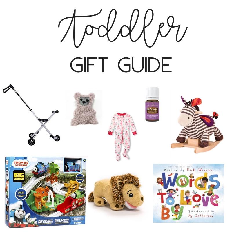 2018 Toddler gift guide