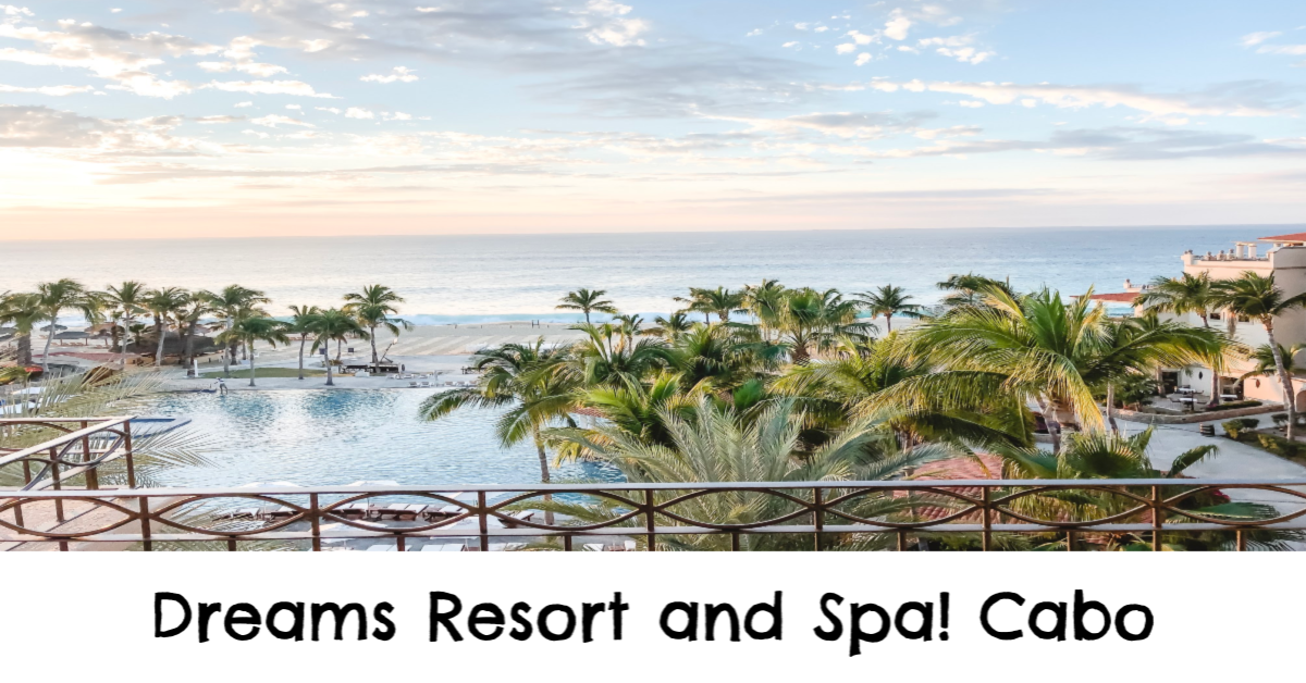 Dreams Resort and Spa: Cabo, Mexico
