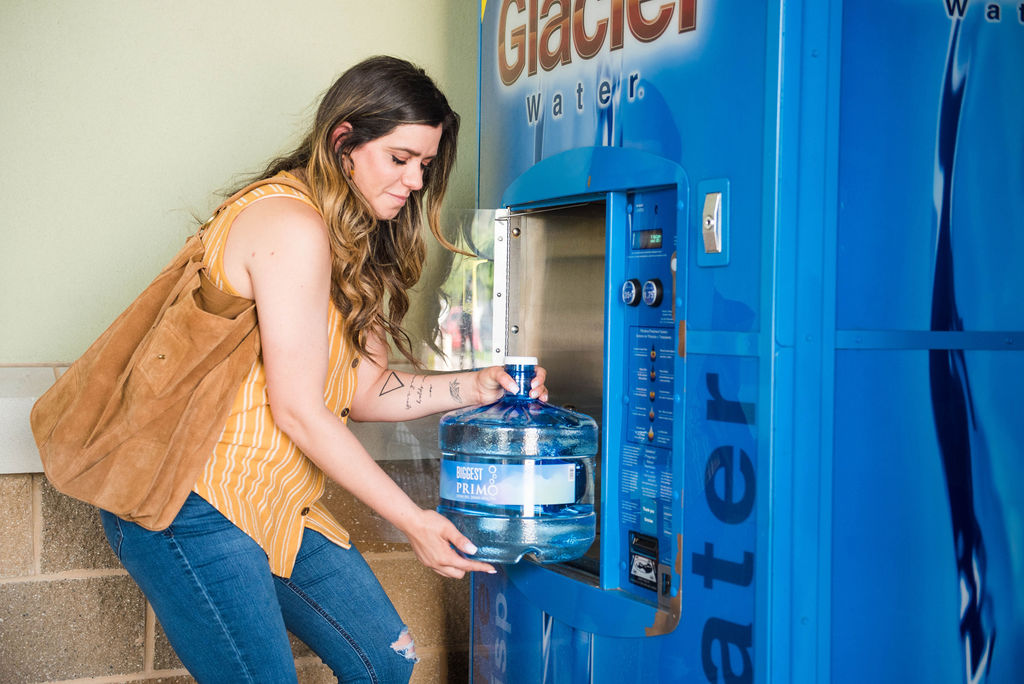 Why I use outdoor filling stations for my family's water