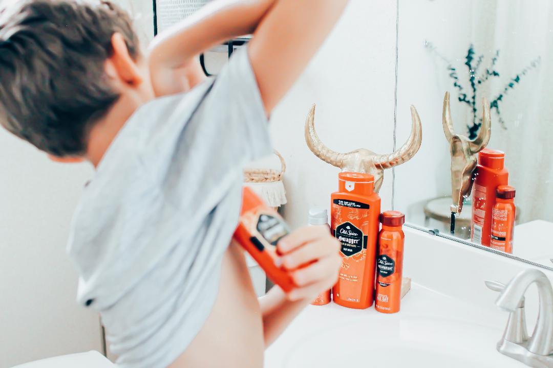 Tips for teaching my son proper hygiene