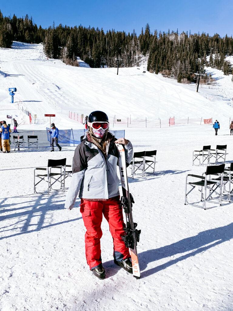 DENVER COLORADO SKI RESORT FIRST TIME SKI SNOW TRAVEL FAMILY TRAVEL