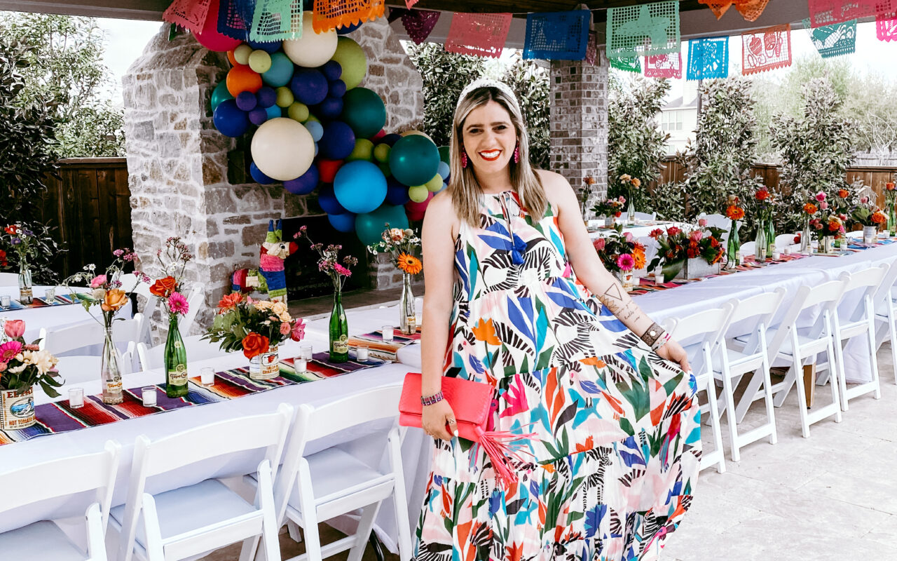 Sip sip ole! Hosting a Fiesta themed party