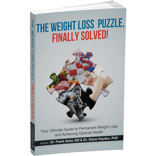Weight Loss Puzzle, Finally Solved ebook