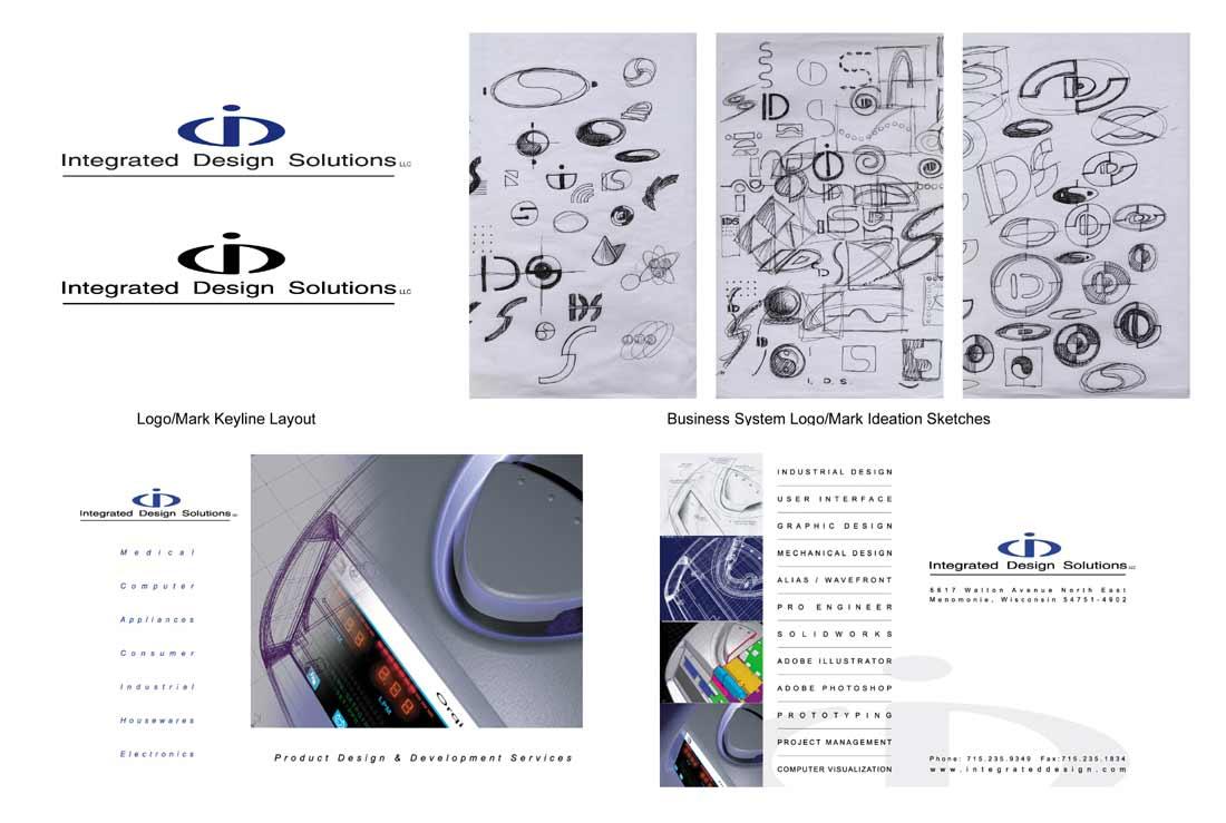 Integrated-Design-Solutions-Logo-Development