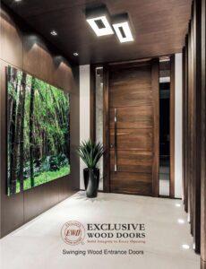 swinging doors brochure thumbnail